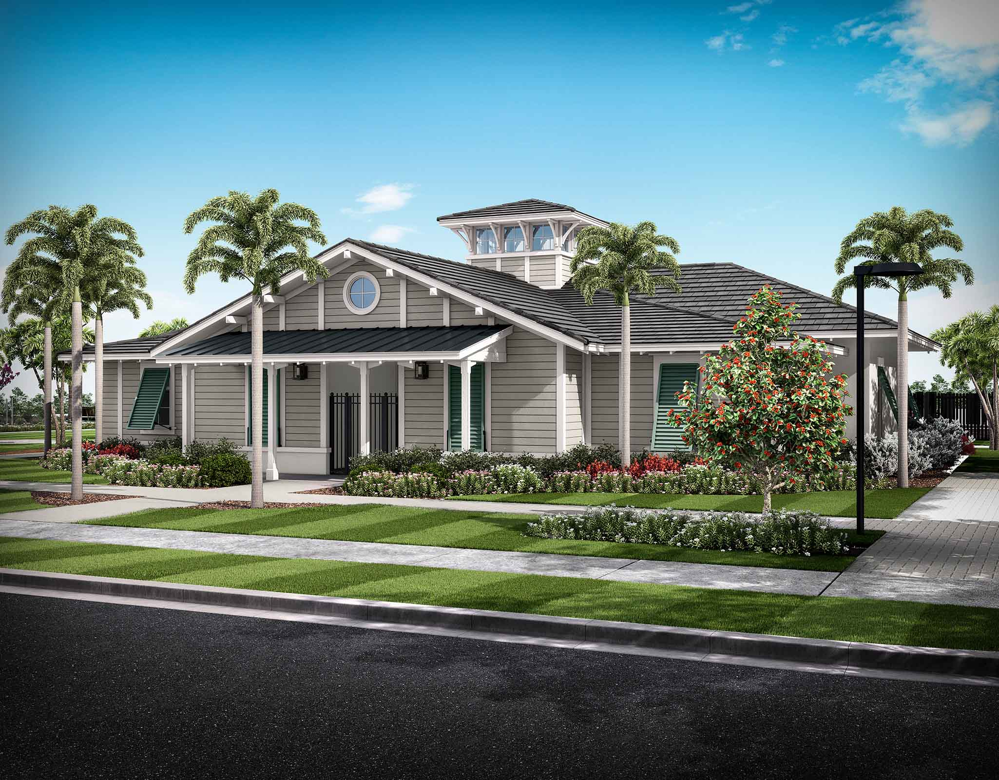 Tradition - Manderlie Amenities in Port St. Lucie Florida by Mattamy Homes