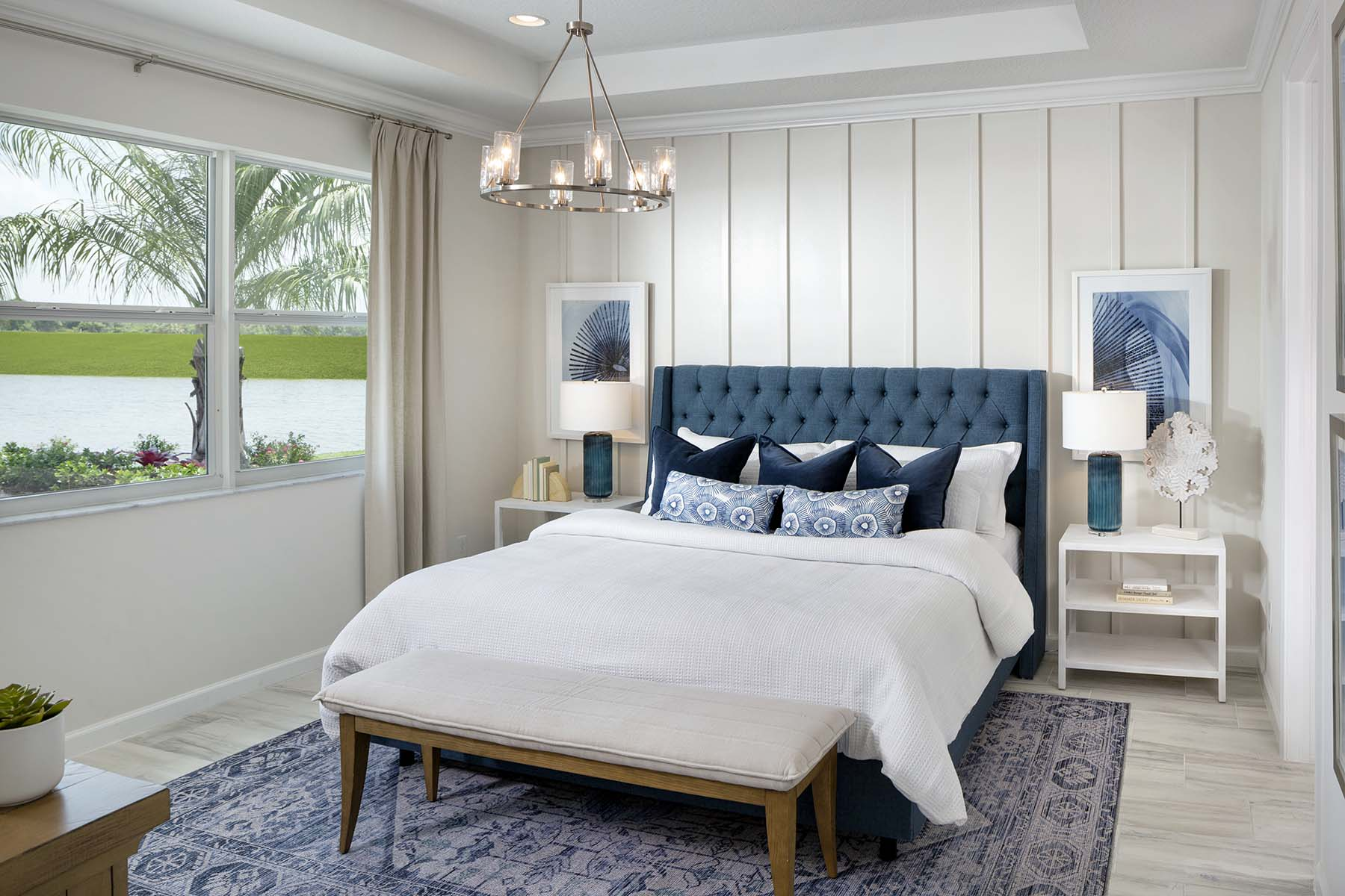 Aspen Plan Bedroom at Tradition - Manderlie in Port St. Lucie Florida by Mattamy Homes