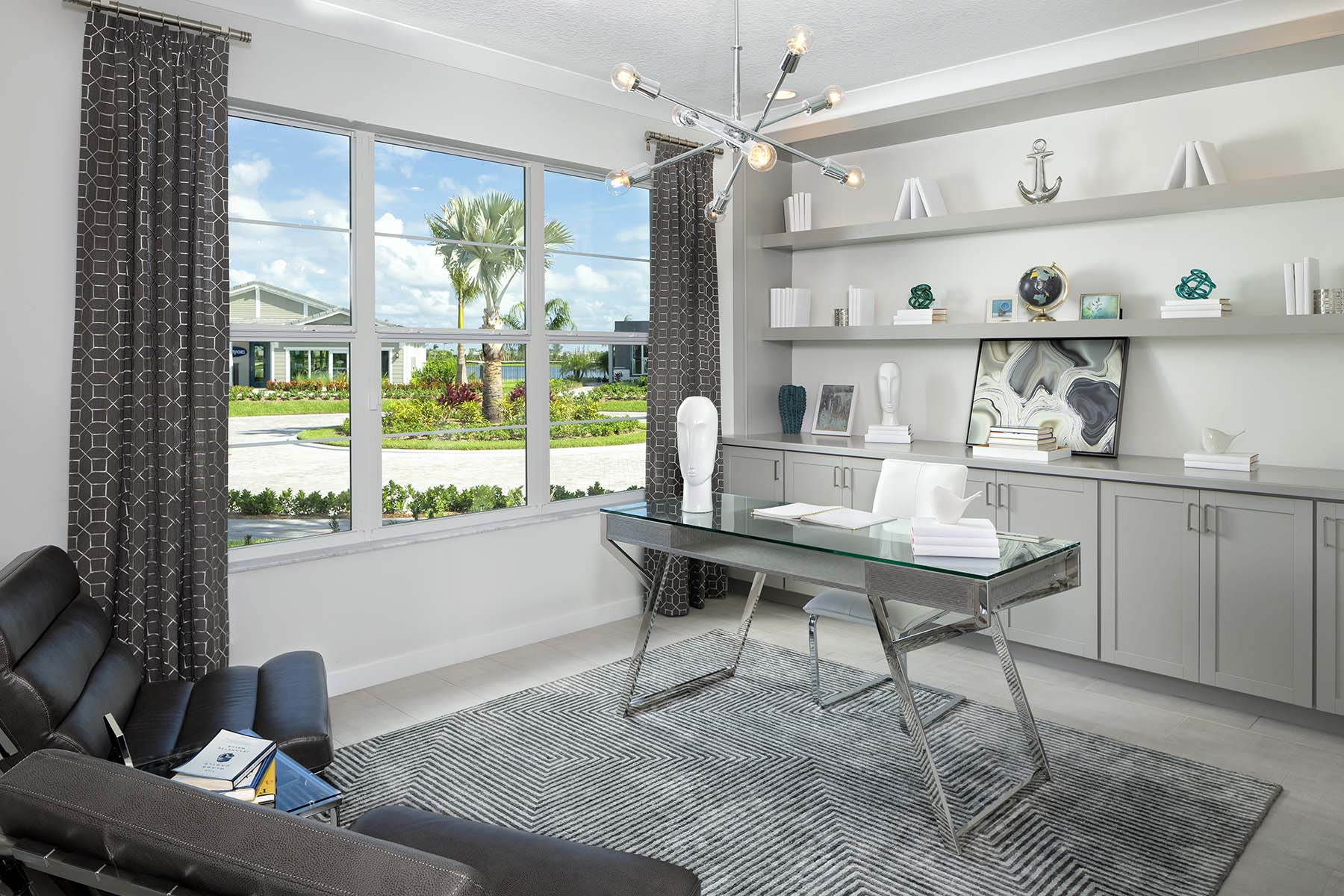 Rowan Plan Study Room at Tradition - Manderlie in Port St. Lucie Florida by Mattamy Homes