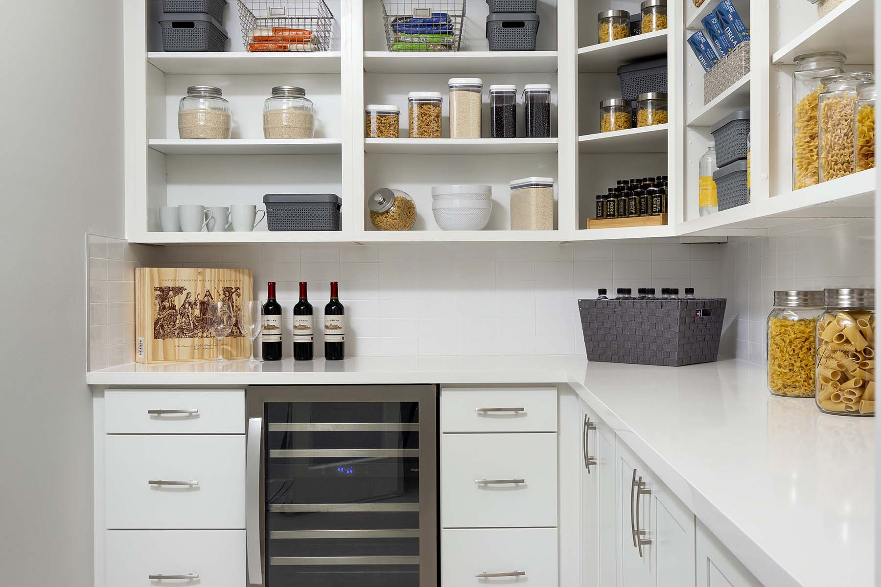 Rowan Plan Pantry at Tradition - Manderlie in Port St. Lucie Florida by Mattamy Homes