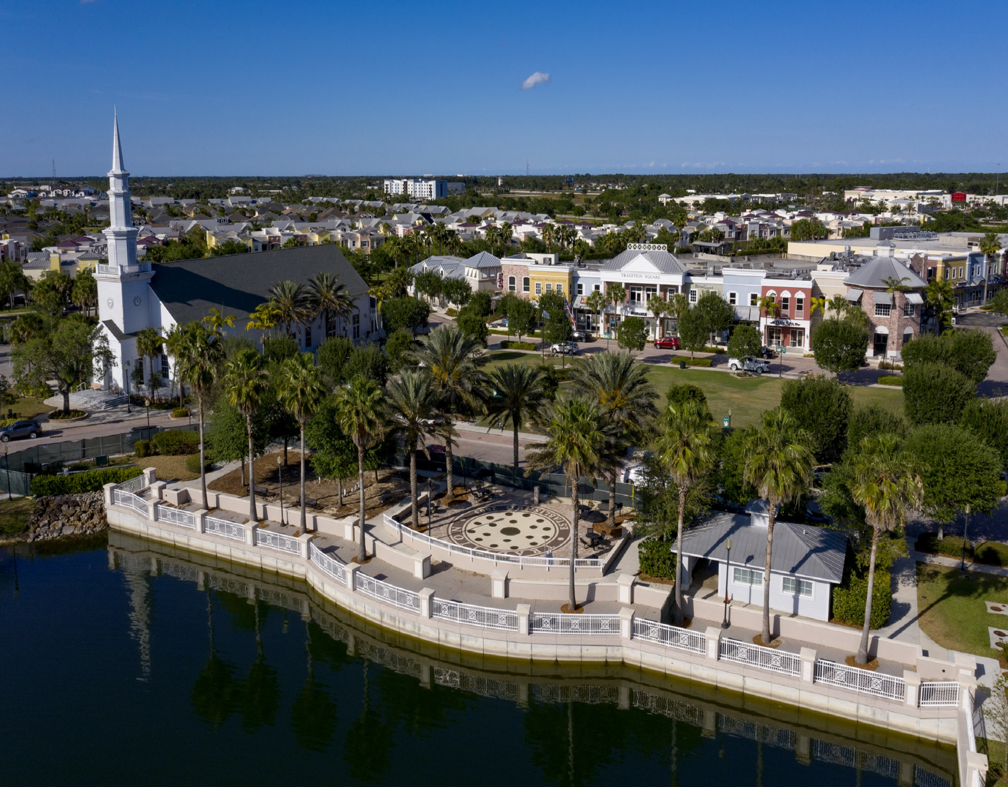 Amenities in Tampa Florida by Mattamy Homes