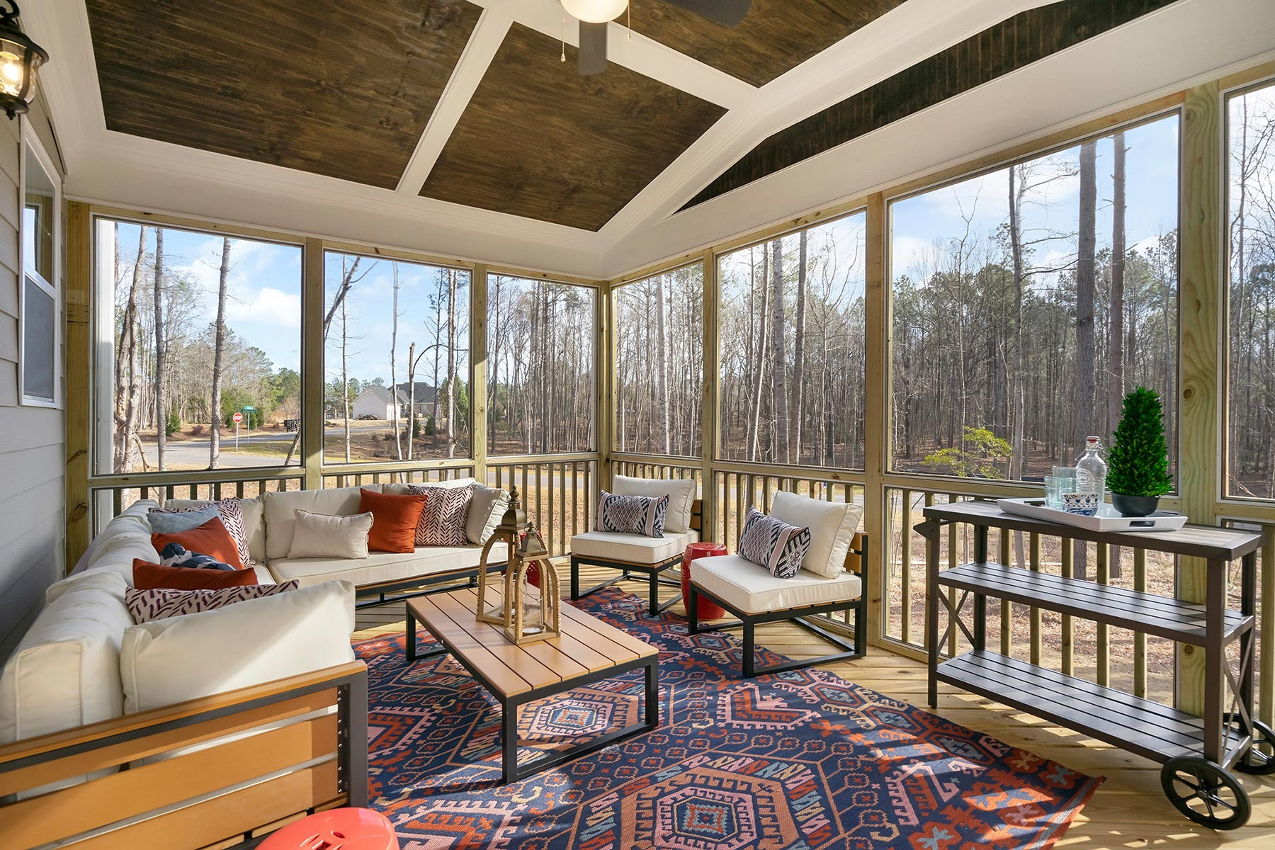 Edenton Plan Others at Ballentine Place in Holly Springs North Carolina by Mattamy Homes