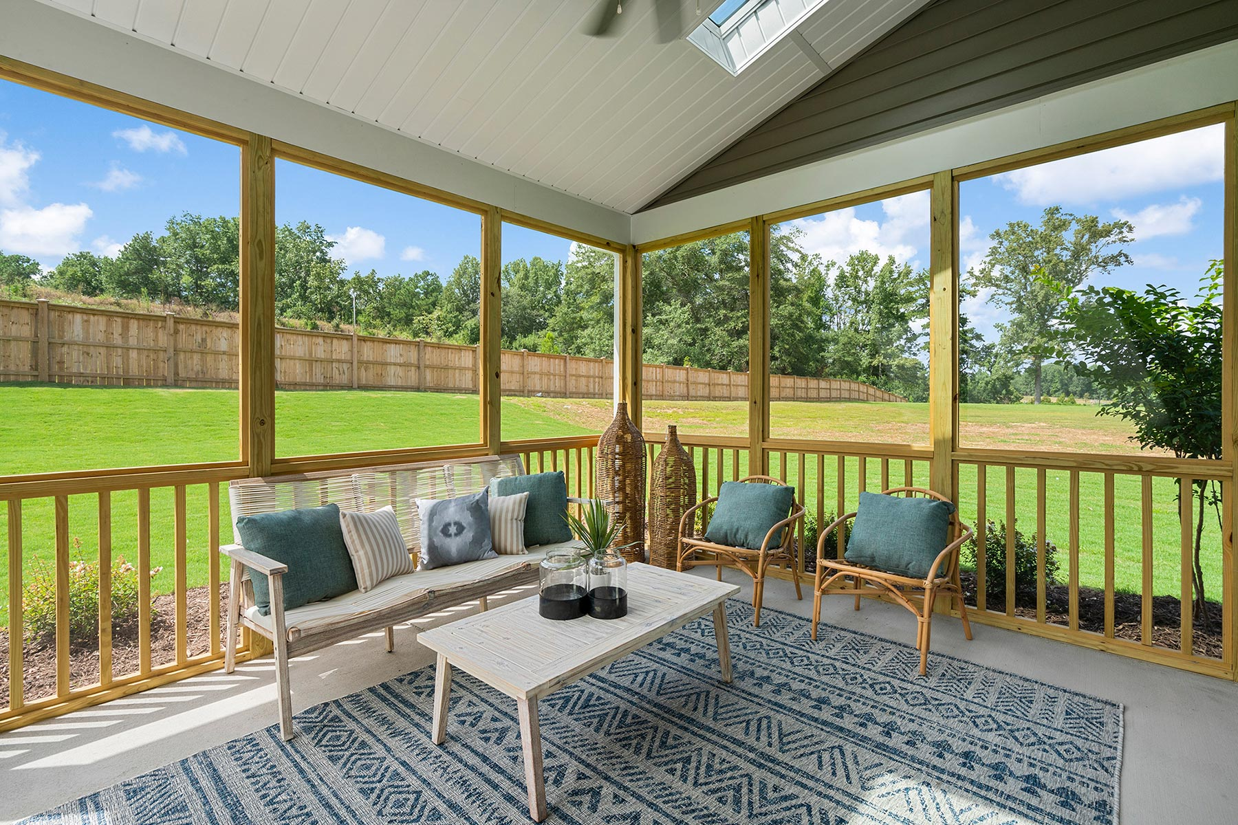Carteret Plan Others at Bent Tree in Fuquay-Varina North Carolina by Mattamy Homes