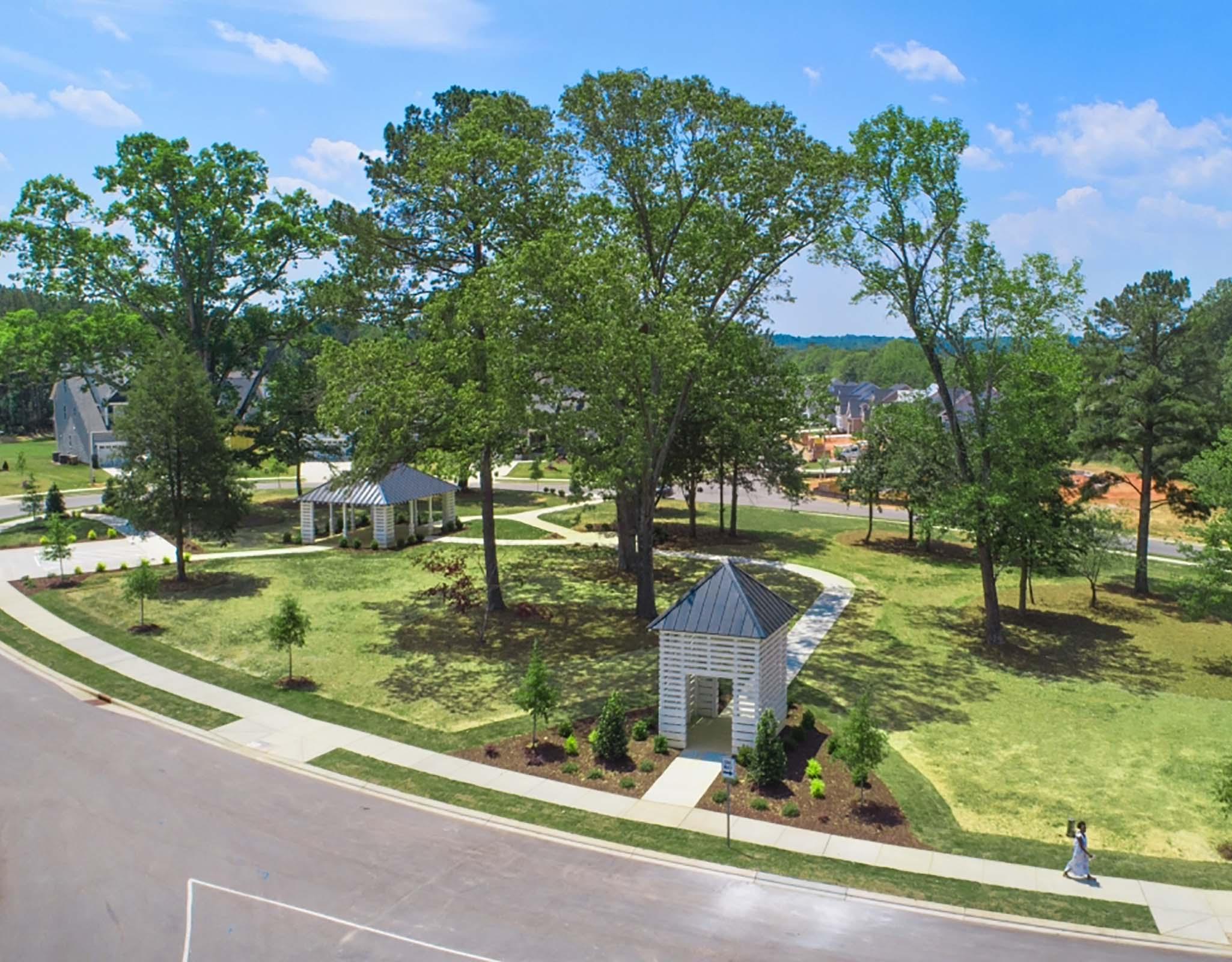Oak Park Amenities in Garner North Carolina by Mattamy Homes