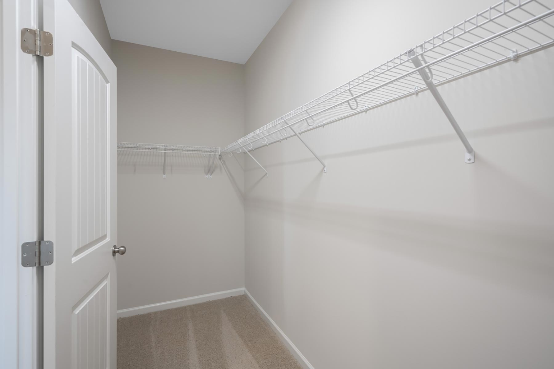 Evelyn Plan Closet at Wendell Falls in Wendell North Carolina by Mattamy Homes