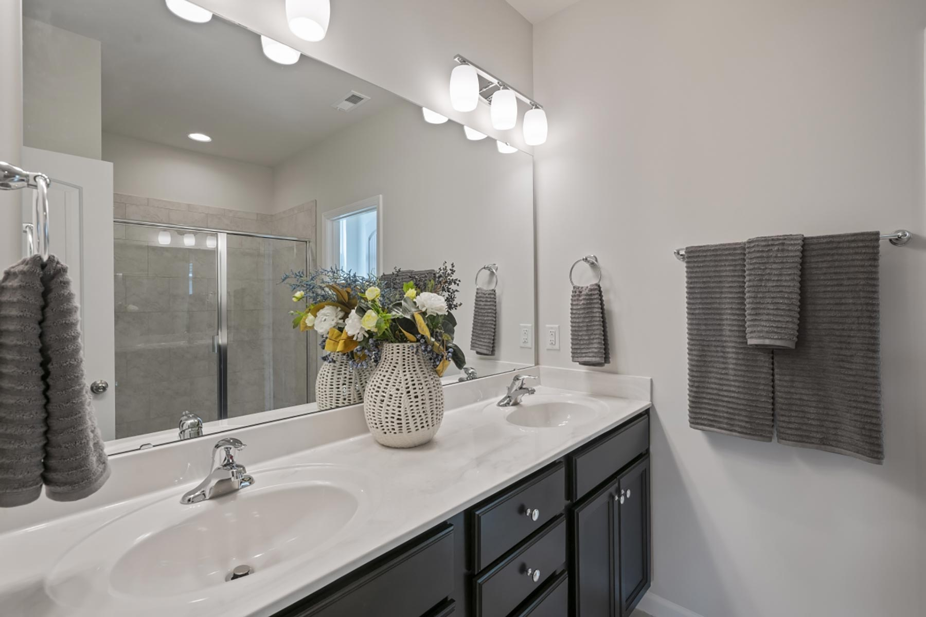 Evelyn Plan Bath at Wendell Falls in Wendell North Carolina by Mattamy Homes