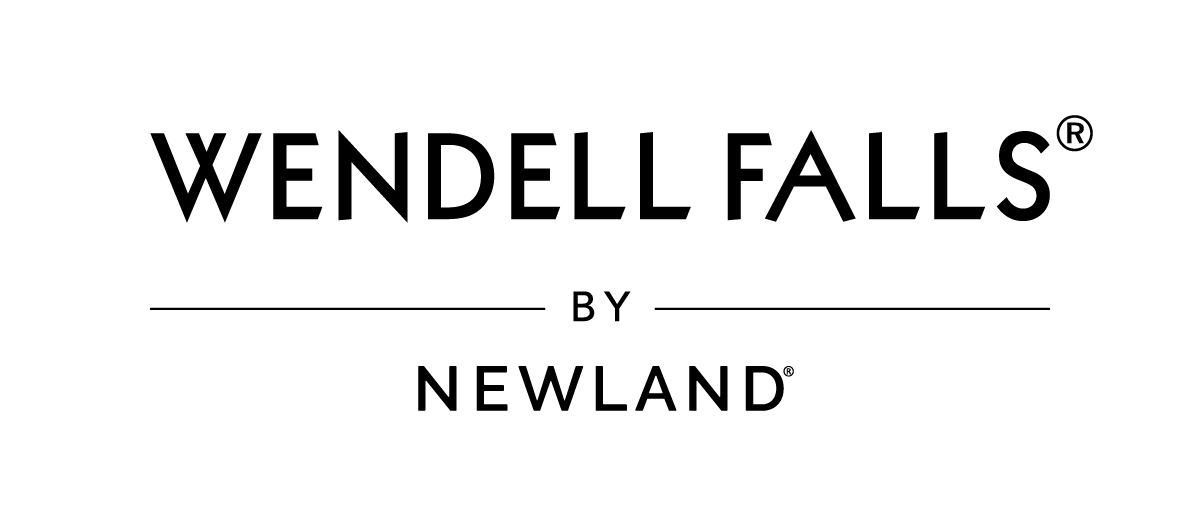 Wendell Falls Marketing Logo in Wendell North Carolina by Mattamy Homes