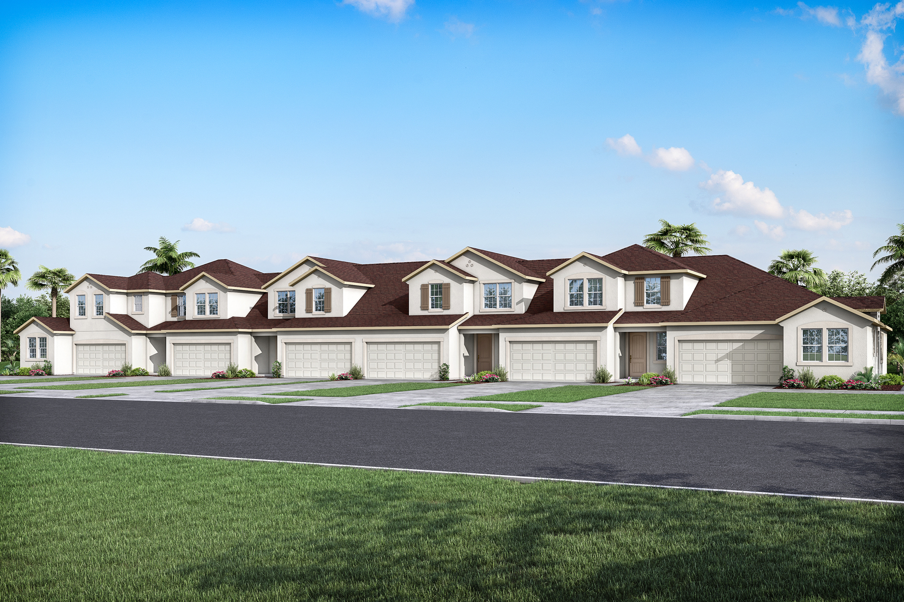 Driftwood II End Plan tpa_harmony30_spanish at Harmony at Lakewood Ranch in Lakewood Ranch Florida by Mattamy Homes