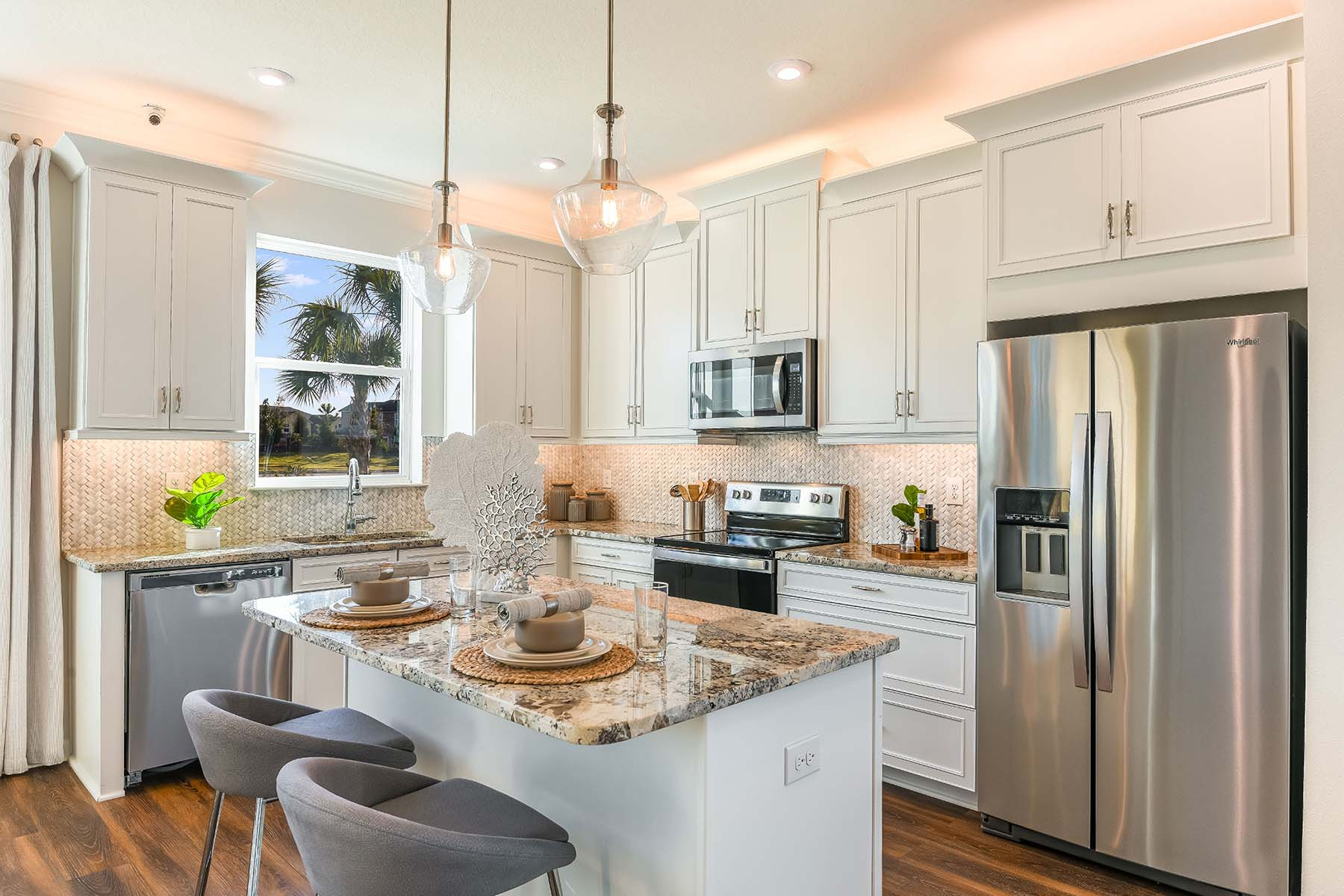 Harmony at Lakewood Ranch Kitchen in Lakewood Ranch Florida by Mattamy Homes