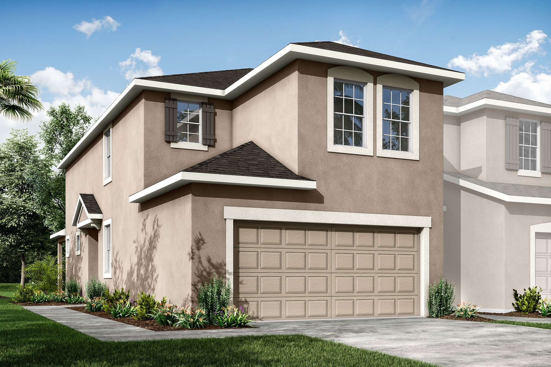 Seaside II End Plan tpa_harmony_seasideII_spanish at Harmony at Lakewood Ranch in Lakewood Ranch Florida by Mattamy Homes