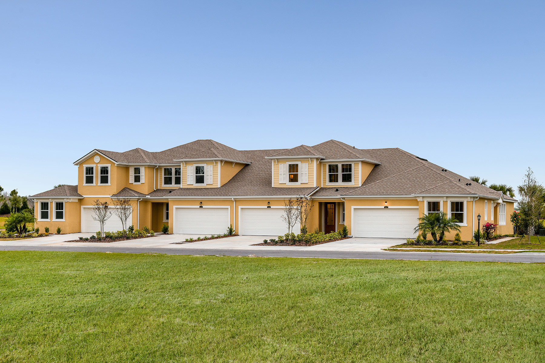Harmony at Lakewood Ranch Elevation Front in Lakewood Ranch Florida by Mattamy Homes