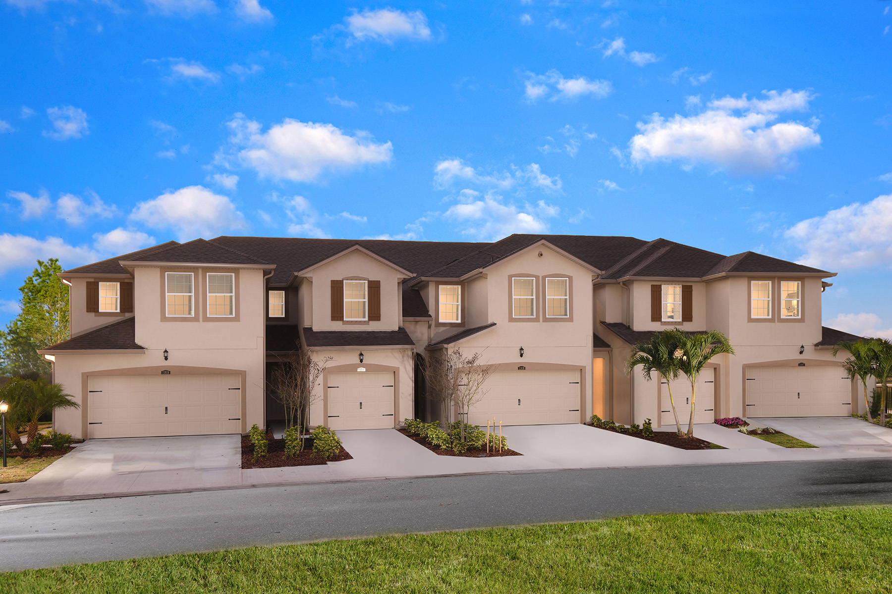 Harmony at Lakewood Ranch TownHomes in Lakewood Ranch Florida by Mattamy Homes