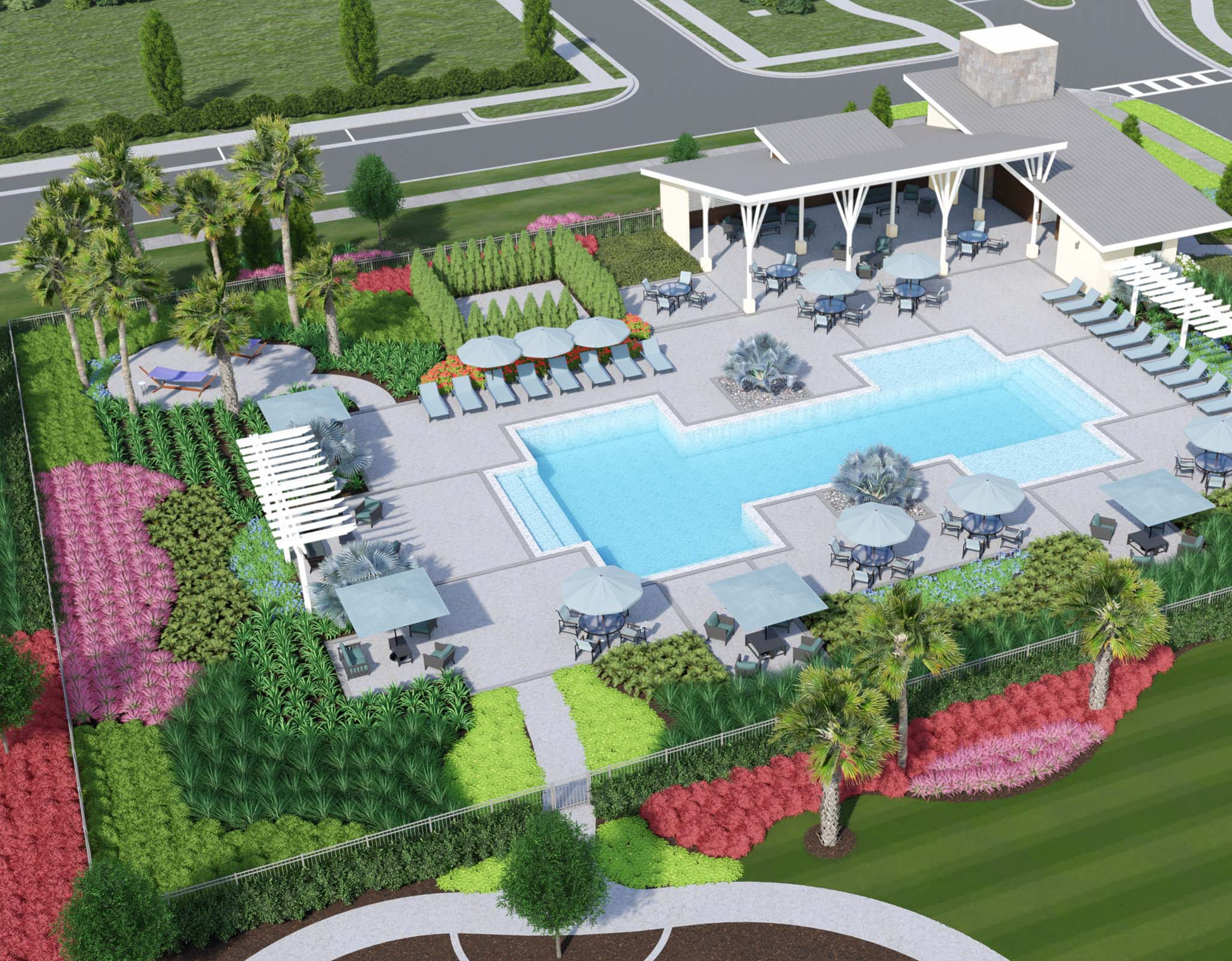 Parkview at Long Lake Ranch Amenities in Lutz Florida by Mattamy Homes