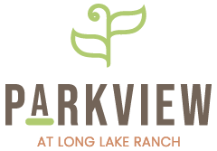 Parkview at Long Lake Ranch Marketing Logo in Lutz Florida by Mattamy Homes