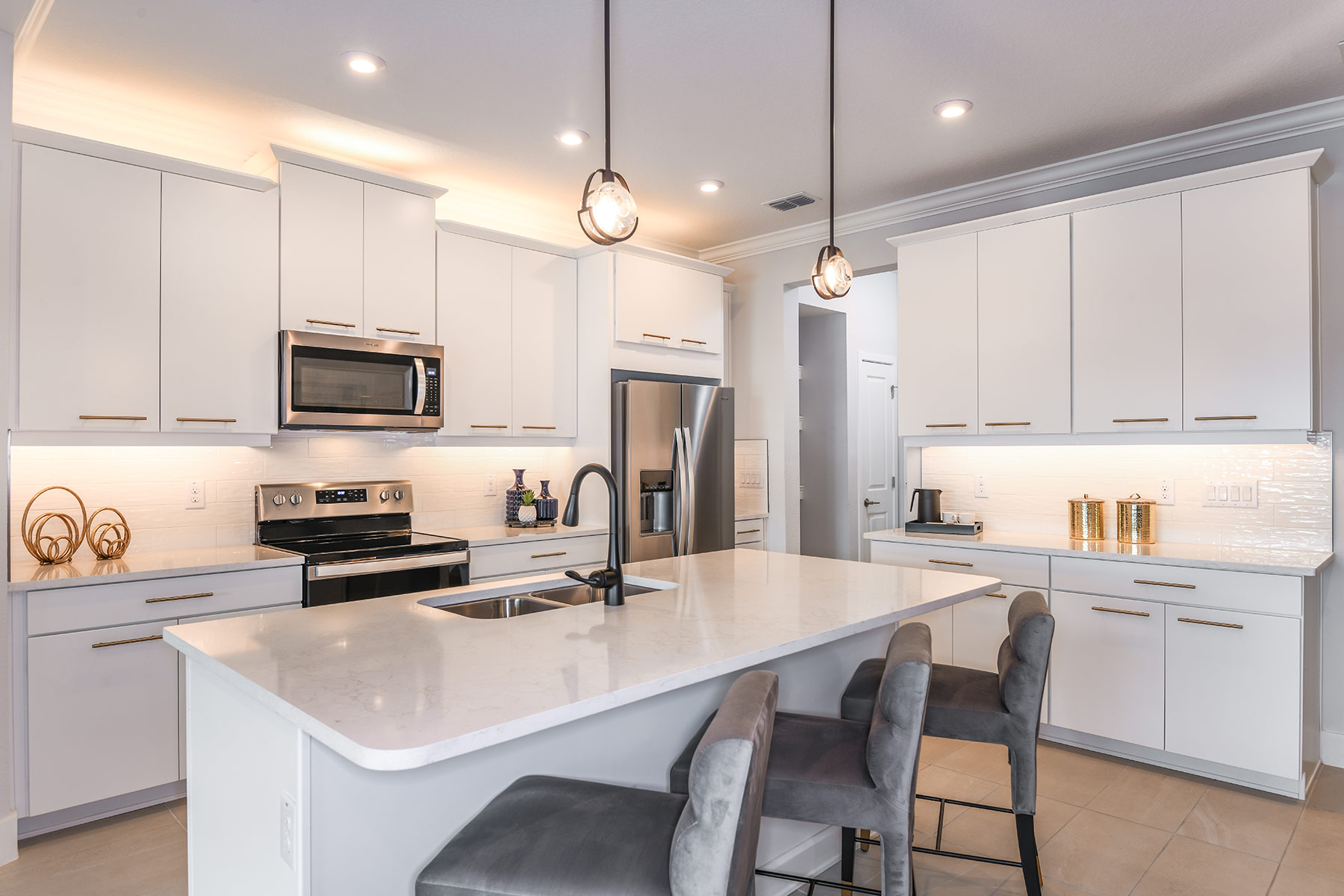 Kitchen in Kitchener-Waterloo Ontario by Mattamy Homes