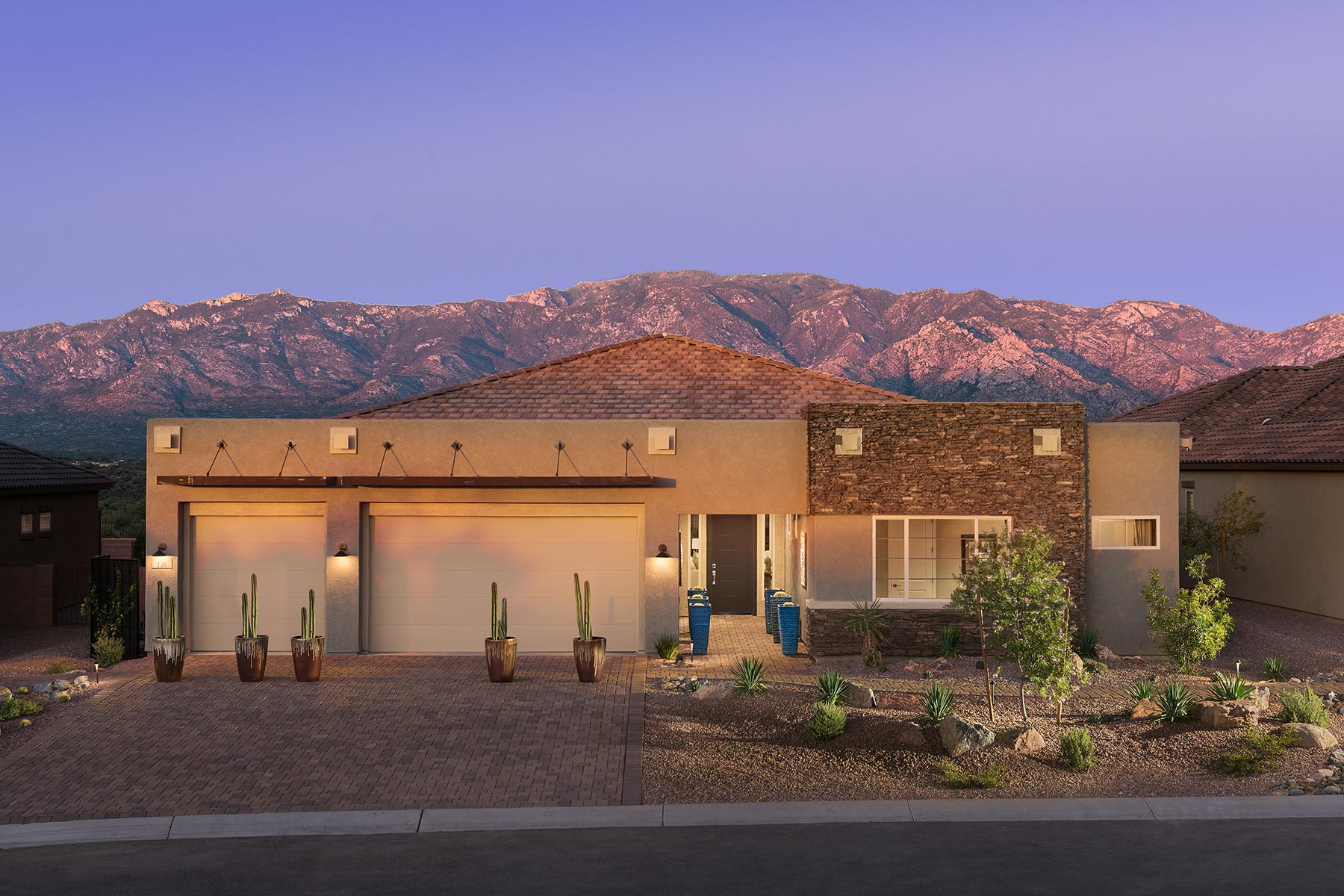 Alterra at Vistoso Trails Exterior Others in Oro Valley Arizona by Mattamy Homes