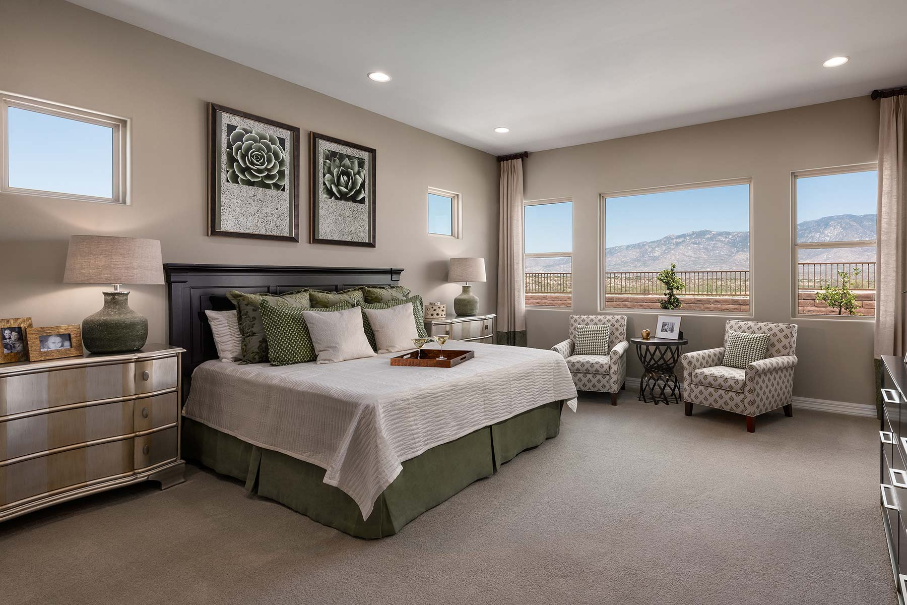 Vale Plan  at Alterra at Vistoso Trails in Oro Valley Arizona by Mattamy Homes
