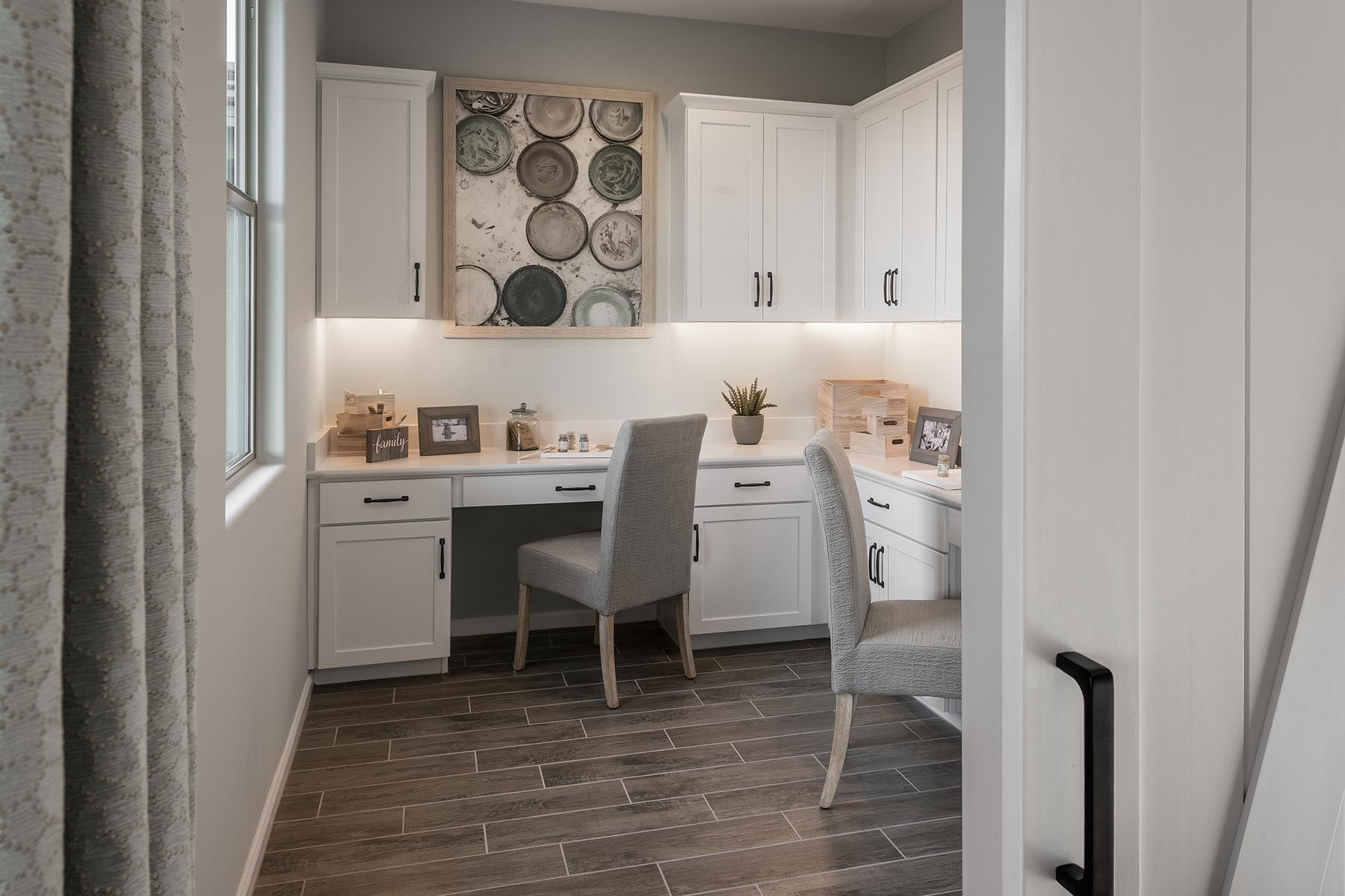 Mesquite Plan Study Room at Saguaro Trails in Tucson Arizona by Mattamy Homes